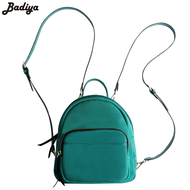 Summer New Multifunctional Women Backpack Sweet Lady Backpacks Mini Fashion Shoulder Bag Small Oxford Korea Bags