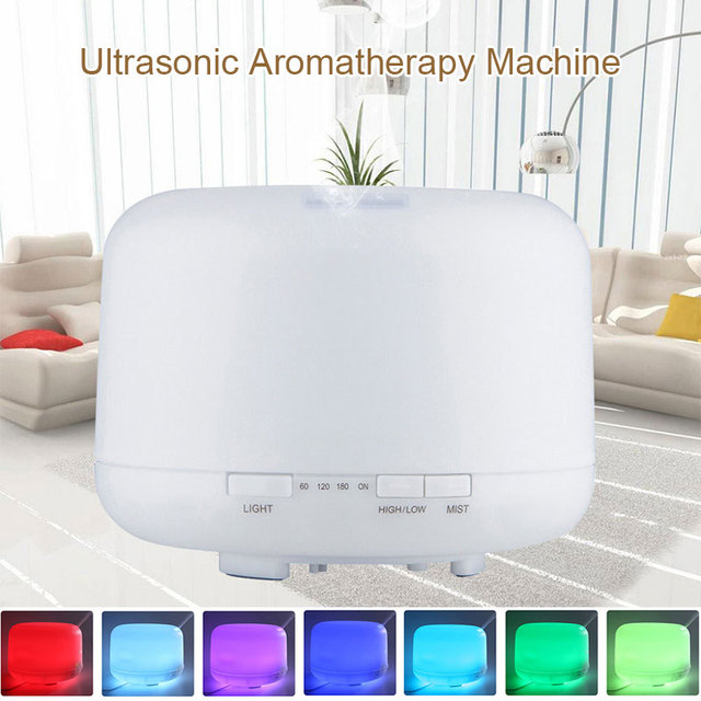 Warm Light Humidifier Aromatherapy Aromatherapy Diffuser Romantic Fatigue Relieving Aroma Diffuser Creative Gifts Dorpshipping