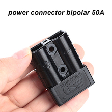 Vehemo for Plug 50A 600V Circuit Connector Power Connector Railway Electrical System High Current Plug Power Plug Replaceable