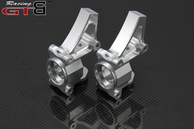 1/5 rc car gas GTB Racing Alloy Front Hub Carrier for hpi km rv baja 5b ss 5t 5sc GR014 free shipping rc car