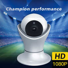 SDETER 1080P 2MP Wireless IP Camera Wifi Home Security CCTV Camera Video Recording Two Way Audio Night Vision Baby Monitor 1080P