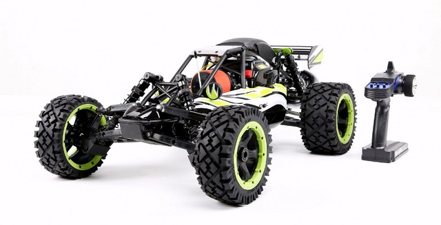 1:5 Rovan Rofun Baja Q MINI Baja gas powered RC toy vehicle with 29cc 2 stroke gas engine