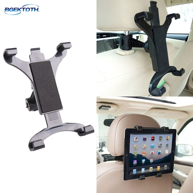 Hot Selling Premium Car Back Seat Headrest Mount Holder Stand For 7-10 Inch Tablet/GPS/IPAD MAR-27