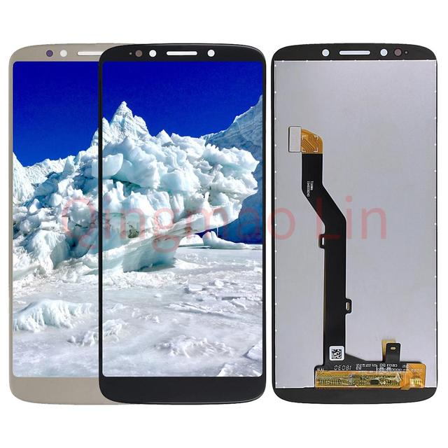 5.7'' 1280x720 For Motorola Moto G6 Play XT1922 XT1922-3 XT1922-4 Screen LCD Display Digitizer Touch Screens Repair Parts