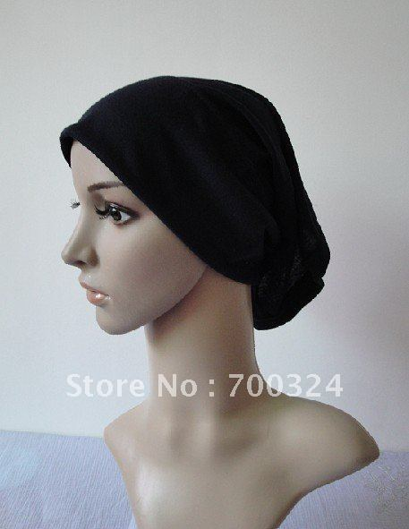 H248w latest designplain tube underscarf,fast delivery,assorted colors