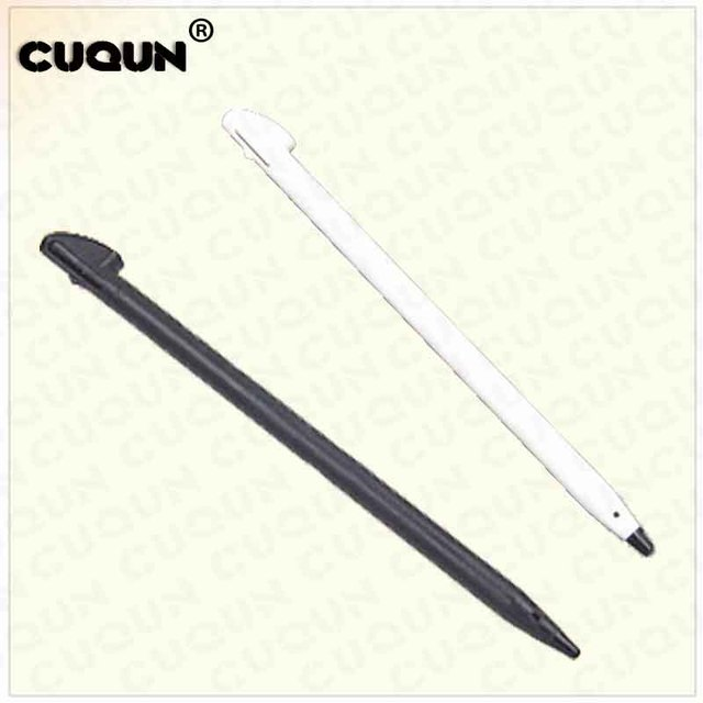 Original Game Screen Touch Stylus for 3DS LL/XL  Video Games Touch Pen Touchpen Black White for Nintend 3DS XL LL Controller