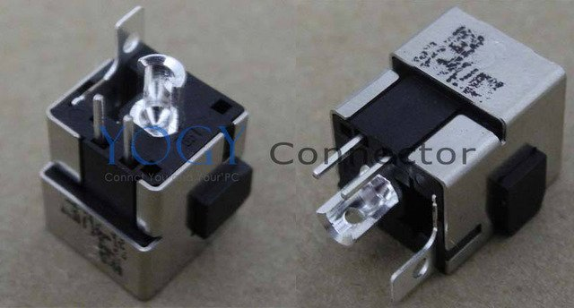 10x New DC Jack Connector fit for HP G7000 C700 1.65mm 65W