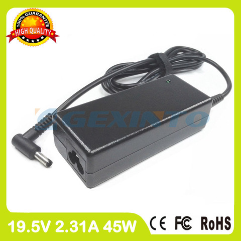 65W 45W 19.5V Laptop Charger AC Adapter for Hp Elitebook 850-G5 850-G3 850-G4 840-G3 840-G5 840-G4 840-G4 820-G5 Folio 1040 G1 G2 G3 1030 G1 1020 G1 Probook 440 450 455 G3 G4 G5 640 645 650 G2 G3 G4 Power Supply Cord