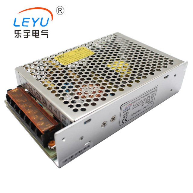 100W 24V Electrical Single Output Switching Power Supply  NES-100