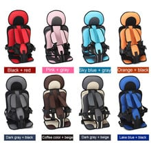 2019 Adjustable Baby Car Seat Safe Toddler Booster Seat Updated Version Child Car Seats Portable Baby Chair In Cars