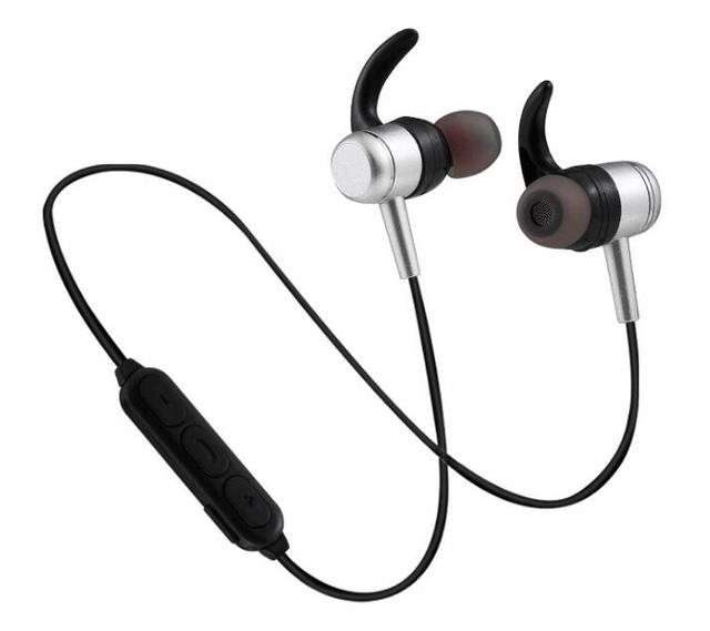bluetooth headphones wireless headphone sports bass bluetooth earphone with mic for phone iPhone xiaomi