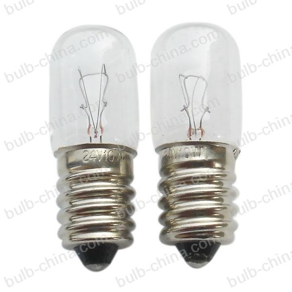 Perfect! 1000 Picecs/lot E14 T16x45 24v 10w Miniature Lamp A001