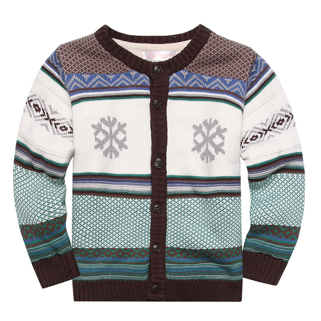 New baby winter clothing sweater outerwear boy girl 100% cotton sweater Fleece lining Sweater for Boy Girl Oneck sweater
