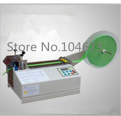 95mm Universal Digital Tape PVC hose wire metal wire heat shrink tubing double-sided tape Cutting Machine fast shipping