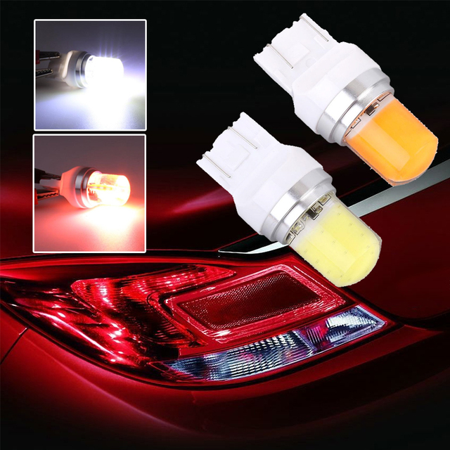 Vehemo T20 Replacement Bulb Automobile Stop Lamp High Mount Turn Signal Vehicle Car Accessories LED Light Car Light