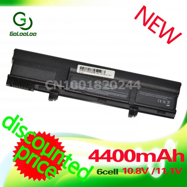 Golooloo 4400MaH Battery for dell  XPS M1210 312-0436 451-10356 451-10370 CG036 NF343 2 years warranty!