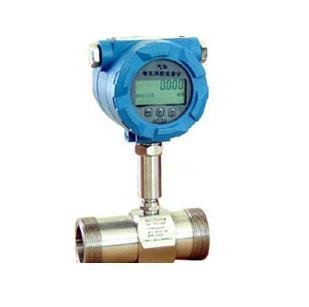 LWY-15  threaded connection  Turbine flow meter display 4-20mA output 24VDC power supply