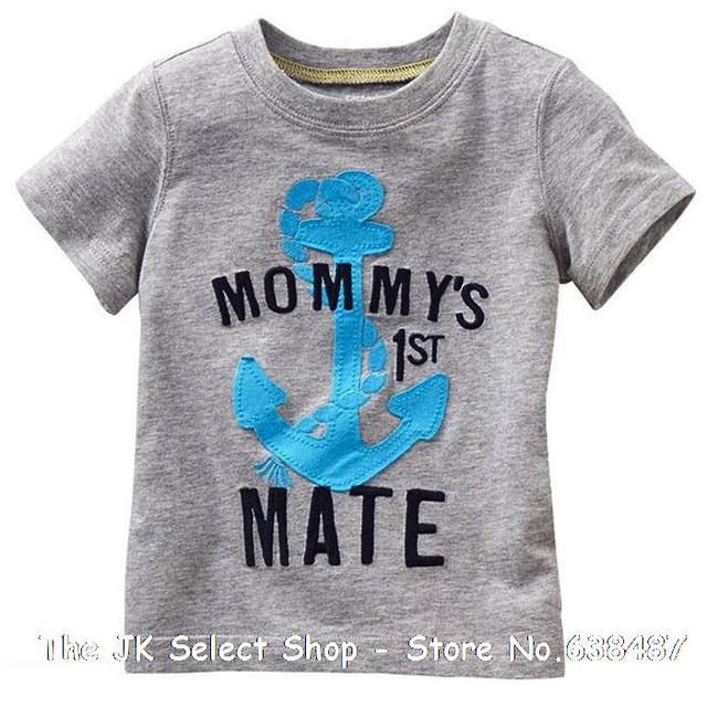 Baby Boy Clothes New 2020 Brand Quality 100% Cotton Kids t Shirt Baby Boys Summer Children Clothing Kids Blouse Short Sleeve Tee
