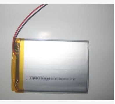 3.7V lithium battery 5000MAH polymer lithium battery 105085 large capacity mobile power core Rechargeable Li-ion Cell Rechargeab