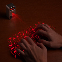 New Celluon Magic Cube Laser Projection Virtual Keyboard Bluetooth/USB free shipping