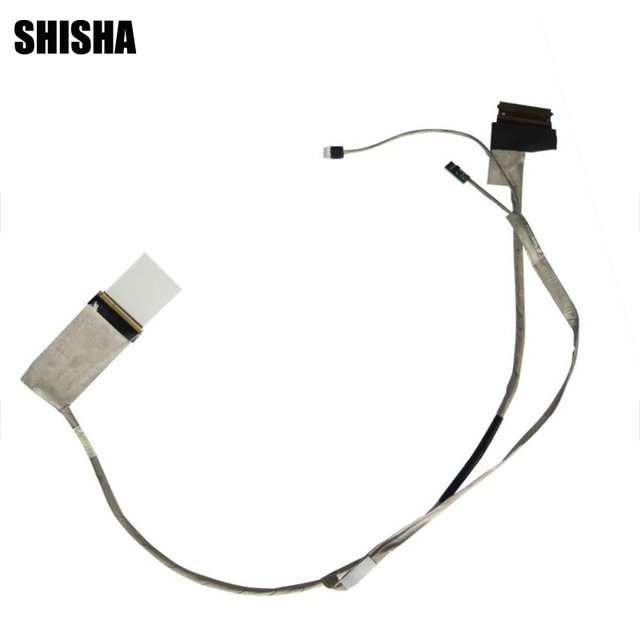 Shisha Brand New laptop LCD Screen cable for Lenovo B480 B480A B485 B490 M490 M495 B4323 LB48