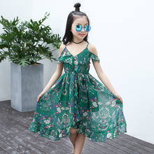Girls Summer Girl 12 Children S Clothing 14 Summer Clothing 11 Years Old Princess Dress Girl Banquet Party Chiffon Dress Buy Cheap In An Online Store With Delivery Price Comparison Specifications Photos And Customer Reviews