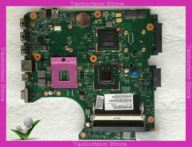 538409-001 For HP Compaq 510 laptop motherboard GM965 DDR2 tested working