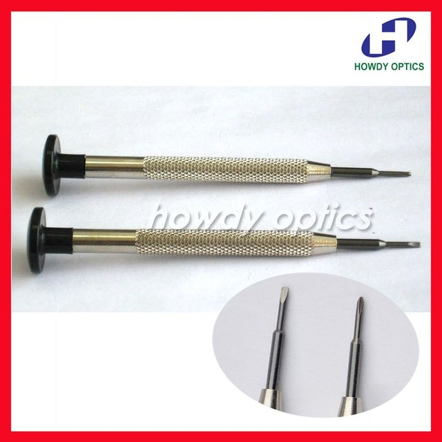 Quality screwdriver,glasses screwdriver,2 pcs a set,eyewear tool,eyeglasses tool,lowest shipping cost!