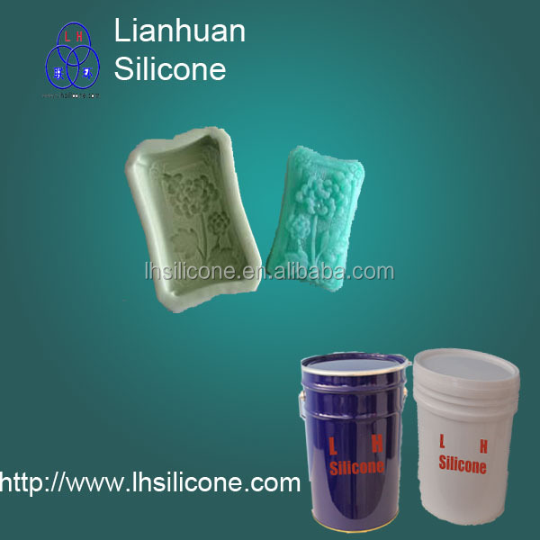 hot  prices liquid silicone rubber for soap molds making rtv2 raw materials