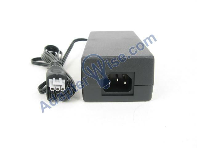 Original Printer AC Power Adapter Charger for HP 0957-2166, 32V 940mA and 16V 625mA 3-Prong - 00087