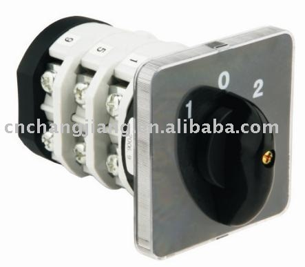 Universal Changeover Switch LW31-32 (TUV Certificate)