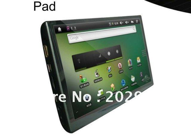 """7"""" Pad for DM7033 with 3G/WIFI/DV Camera and Android 2.3 OS"""