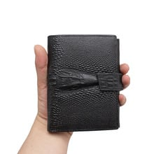 Genuine LeatherPassport Cover Driver's License Cover Document Men Travel Wallet Credit Card Holder Cover on the Passport Case