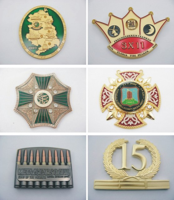 Specialized in custom lapel pins, souvenir, fashion badge, sports pin, flag badge, letters badge, animal pins