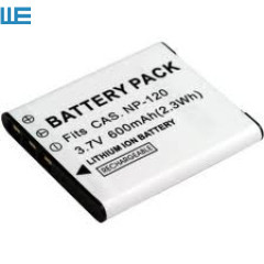 NP-120 NP120 NP-120DBA CNP-120 CNP120 Battery for Casio Exilim EX-S200 EX-S300 EX-ZS10 EX-ZS12 ZS15 ZS20 ZS30 Z680 Z690 Z790