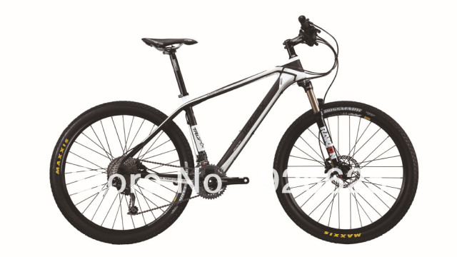 TROPIX, ADVENTURE 310, (XC)Carbon Fibre Frame, 30 Speed,  27.5inch MTB, Mountain Bike