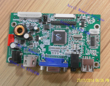 JX-V29-UHV FFC LVDS dual interface V29 HD driver board with USB + VGA + HDMI Almighty