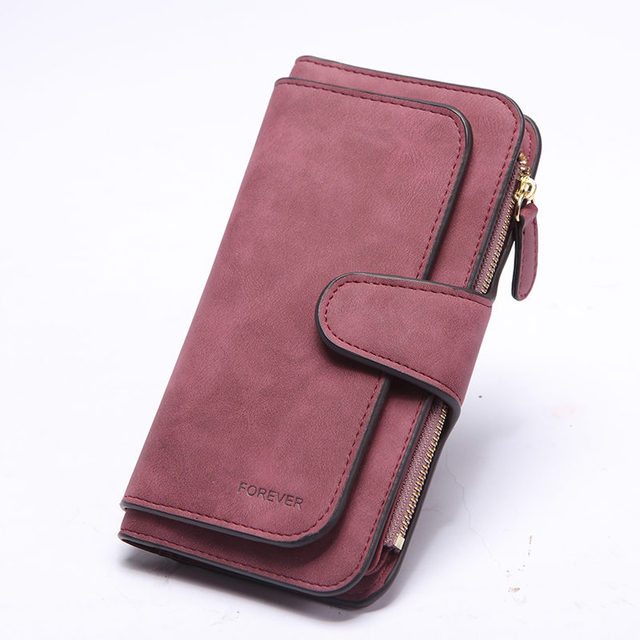 Wallet Female High Quality PU Leather Leisure Purse Women Wallet Long Wallet Card Holder Ladies Money Coin Carteira Feminina