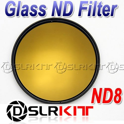 49 Optical Glass ND Filter TIANYA 49mm Neutral Density ND8