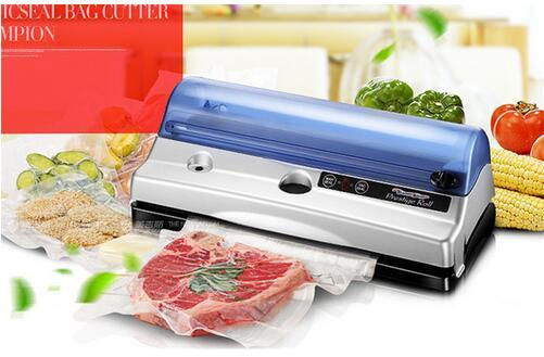 Household Vacuum Sealer FoodSaver Food Preserver Vacuum sealing machine Packing Machine