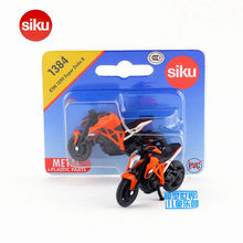 Free Shipping/Siku 1384 Toy/Diecast Model/KTM 1290 Super Duke R SuperCross Motorcycle/Educational Collection/Gift/Kid/Small
