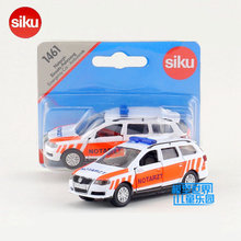 Free Shipping/Siku 1461 Toy/Diecast Metal Model/1:55 Scale/Volkswagen Passat Ambulance Car/Educational Collection/Gift/Kid/Small