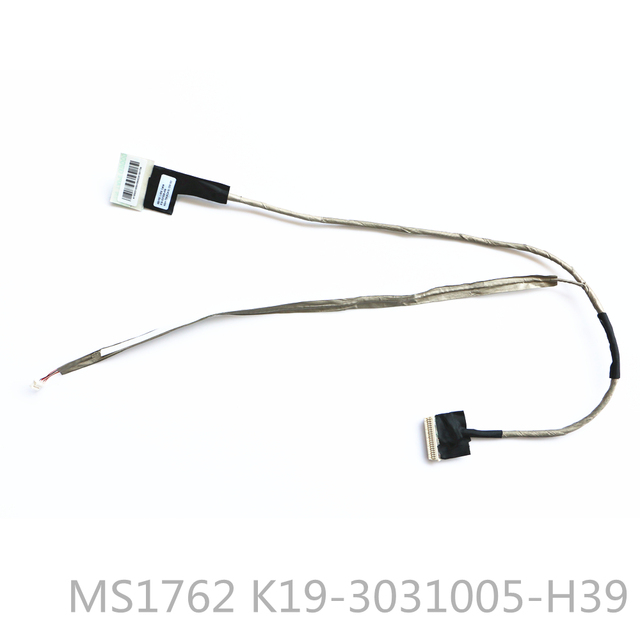 New MSI MS1762 K19-3031005-H39 Lvds Cable For MSI GT70 GTX780 GTX670 GTX680 Lcd Lvds Cable