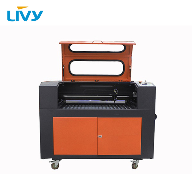 6090 CO2 laser engraving machine acrylic wood plywood MDF laser engraver cutting machine