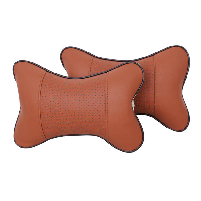 1PC Car Auto Seat Head Neck Rest Cushion Headrest Pillow Pad TJ