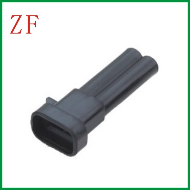 Male connector terminal car wire connector 2 pin connector female   Plug Automotive Electrical-DJ7021-1-11