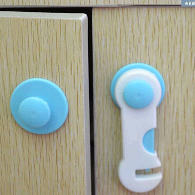 2019 Drawer Drawer Lock Weight 16g Security Child Lock for Safetylock Drop Shipping
