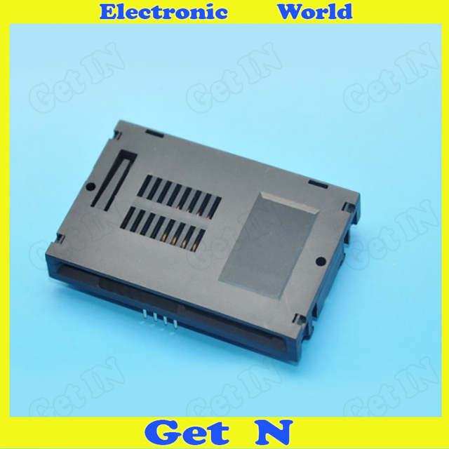 50pcs High Quality IC Card Holder 8Pins Commun Open Connector