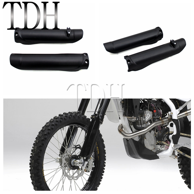 Motorcycle Front Fork Guard Protect Dirt Bike Enduro Motocross For TC TE FC FE 125 250 XC SX-F EXC SX 125 150 450