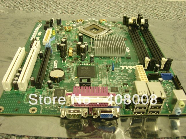 For dell  Optiplex 745   Desktop Motherboard   MM599 / WW034 / NW444 / NX183 100% tested